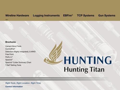 Download Complete Hunting Titan Catalog (27 5mb) PDF