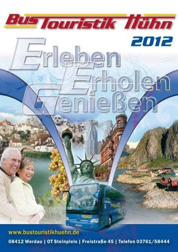 2012 - Bus Touristik Hühn