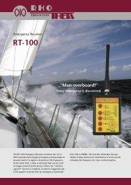 RT-100 Product Info - RHOTHETA