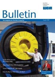 August 2009 issue - Weir Minerals
