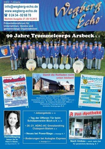 Christkindelmärkte mit AROSA Silva - 07.-10.12 ... - Wegberg Echo