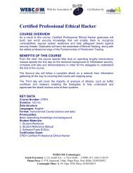 Certified Professional Ethical Hacker
