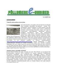 Põllumehe E-uudised14 - bioenergybaltic