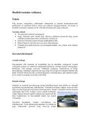 Biodiisli tootmine vetikatest - bioenergybaltic