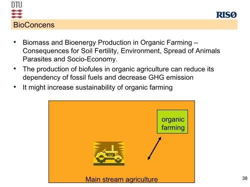 possible integration of biogas+bioethanol processing - bioenergybaltic