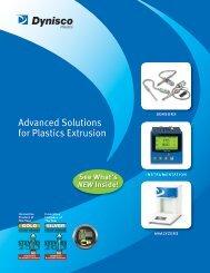 Download English Catalog PDF - Dynisco Instruments