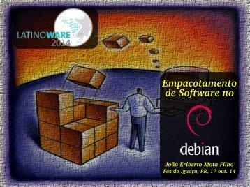 Empacotamento de Software no - Eriberto.pro.br