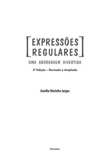 Aurélio Marinho Jargas - Novatec Editora