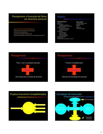 (Microsoft PowerPoint - Sistema Construtivo AE - FORMATA\307 ...