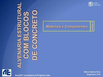 Bloco vazado de concreto simples para alvenaria estrutural