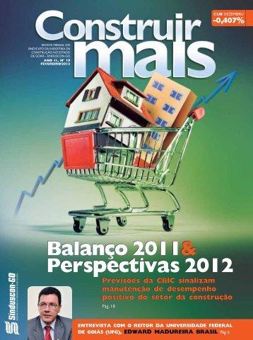 Balanço 2011& Perspectivas 2012 Balanço 2011& Perspectivas ...