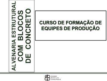 COM BLOCOS DE CONCRETO - Comunidade da Construção