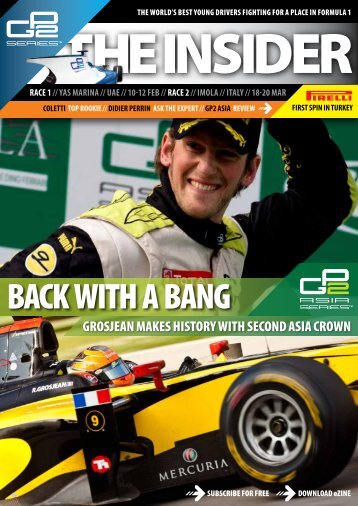 Issue 36 - GP2 Series