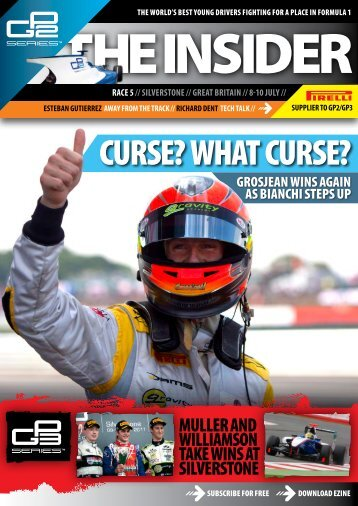 Issue 41 - GP2 Series