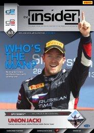 Issue 63 - GP2 Series
