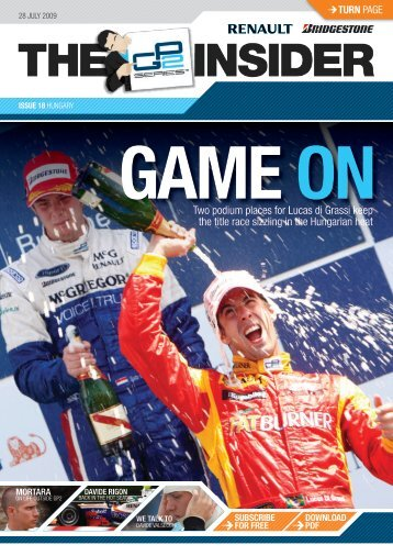 Issue 18 - GP2 Series