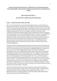vollständigen Vortrag - Deutsche Atlantische Gesellschaft