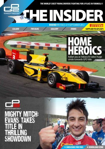Issue 57 - GP2 Series