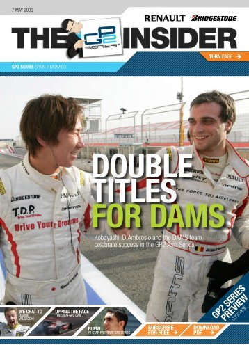 Issue 14 - GP2 Series