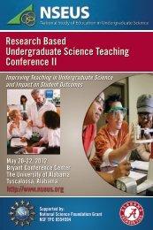 Conference II Agenda - nseus