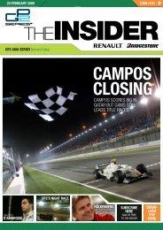 Issue 13 - GP2 Series