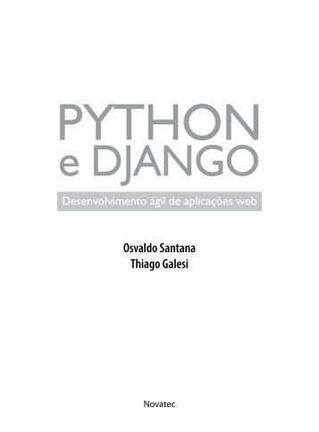 Introdução - Novatec Editora