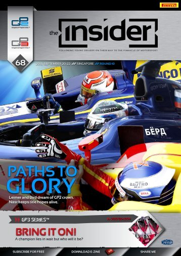 Issue 68 - GP2 Series