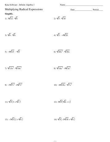 multiplying monomials worksheet - Termolak