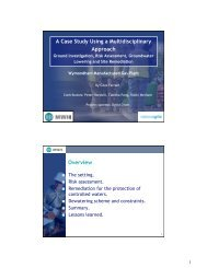A Case Study Using a Multidisciplinary Approach Overview