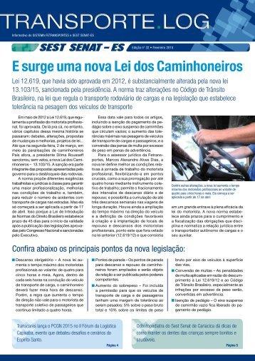 Jornal Transporte.LOG 32
