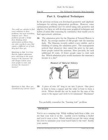 Part 3. Graphical Techniques - Education Development Center, Inc.
