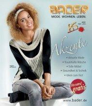 Bader Katalog 2014