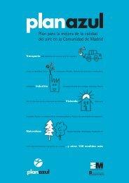 Plan para la mejora de la calidad del aire en la Comunidad de Madrid