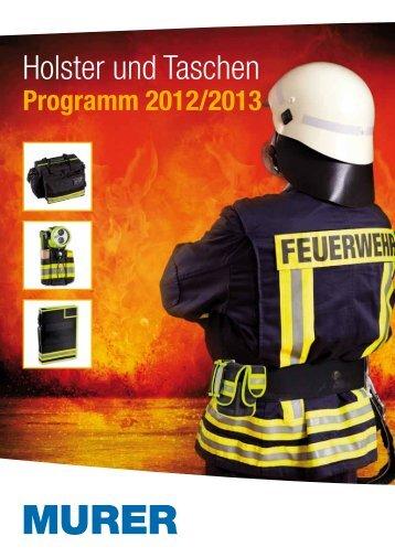 Holster und Taschen, Zubehör - MURER Feuerschutz GmbH