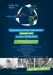( 16. ZAGREB OPEN ) - Triatlon klub
