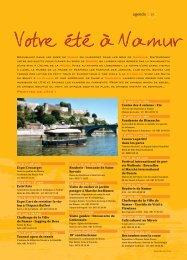 agenda I 15 - Ville de Namur