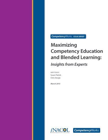 CompetencyWorks-Maximizing-Competency-Education-and-Blended-Learning