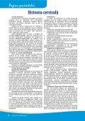 """Deschiderea Centrului Pilot de Referinţă pentru Boli Rare """"NoRo"""" - Page 6"""