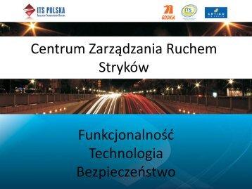 System pomiaru ruchu - ITS Polska