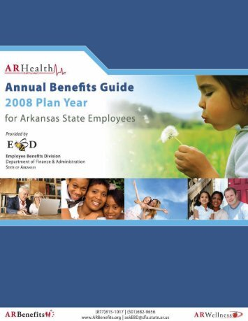 2008 Plan Year - Schedule of Benefits - Health Advantage