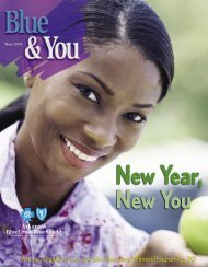 New Year, New You - Arkansas Blue Cross and Blue Shield
