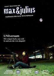 UNIversum - Max & Julius