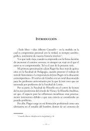 INTRODUCCIÓN «Todo libro —dice Alberto Caturelli— en la ...