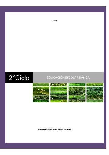 Ejercitario 2do. Ciclo - Medio Natural - Ministerio de Educación y ...