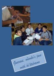 Guaraní 7b - Ministerio de Educación y Cultura