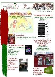 Boletin informativo nº 42. Mayo 2011 - Fundación para el Estudio de ...