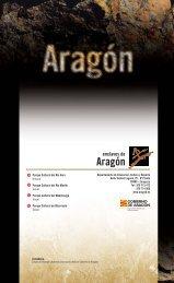 Aragón - caminos de arte rupestre prehistórico