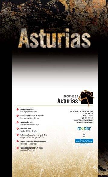 Asturias - caminos de arte rupestre prehistórico