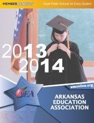 memberbenefits - Arkansas Education Association