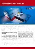 pictor Ink-Jet-Beschriftungsdrucker - Murrplastik Systemtechnik - Seite 2